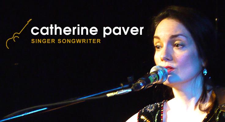 Catherine Paver